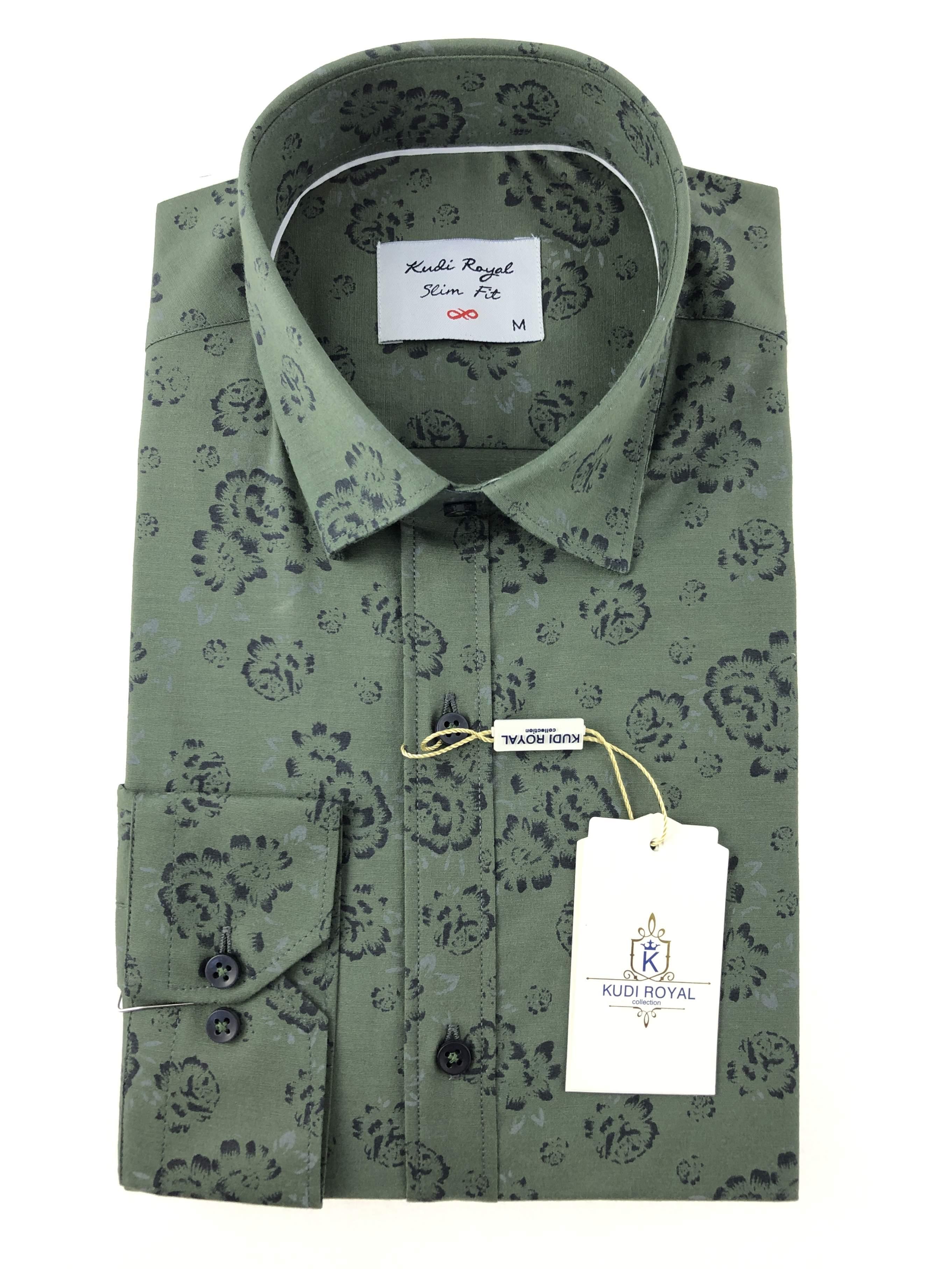 Koszula męska L2919-1