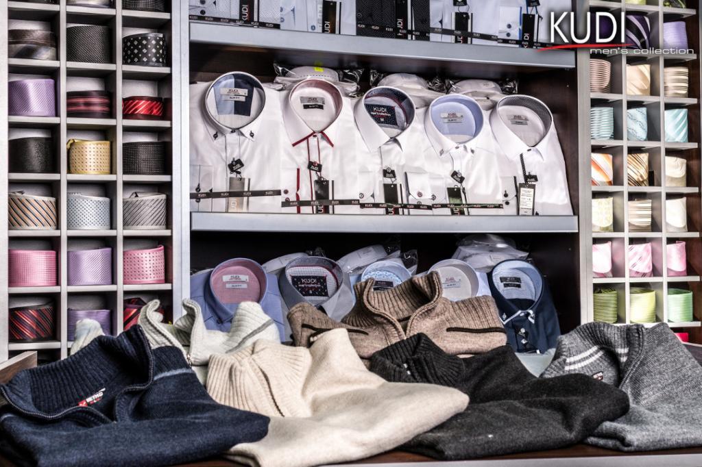 Salon firmowy Kudi